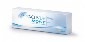 Johnson & Johnson 1 DAY ACUVUE MOIST 30 1 DAY ACUVUE MOIST 30