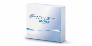 Johnson & Johnson 1 DAY ACUVUE MOIST 90 1 DAY ACUVUE MOIST 90