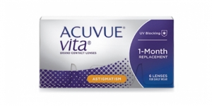 Johnson & Johnson ACUVUE VITA FOR ASTIGMATIM 6