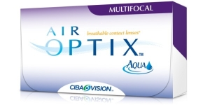 Alcon AIR OPTIX MULTIFOCAL 3
