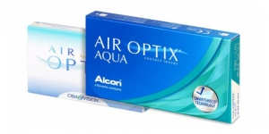 ALCON Air Optix Aqua 6