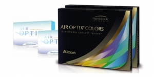 Alcon AIR OPTIX AQUA COLOR 2 PACK
