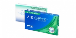 ALCON Air Optix Hydraglyde Toric 6