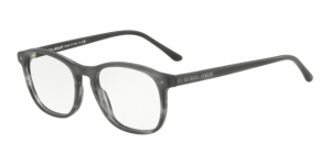 Giorgio Armani AR7003 5561 MATTE STRIPED GREY