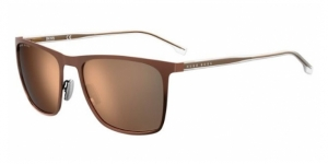 HUGO BOSS BOSS 1149/S 4IN (LC) MTT BROWN