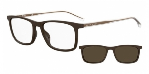 HUGO BOSS BOSS 1150/CS 4IN (70) MTT BROWN