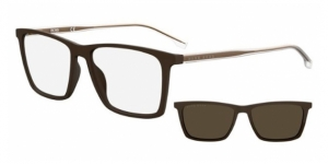 HUGO BOSS BOSS 1151/CS 4IN (70) MTT BROWN (BROWN)