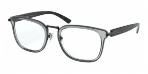 BV1108 128 MATTE BLACK/TRASPARENT GREY