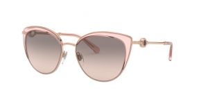 BV6133 20143B PINK GOLD/TRANSPARENT PINK