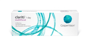 COOPER VISION Clariti 1 Day Multifocal 30 High