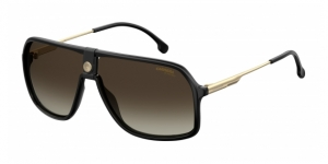 CARRERA 1019/S 807 (HA) BLACK
