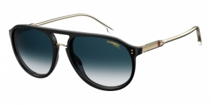 CARRERA 212/S 7C5 (08) BLACK CRY