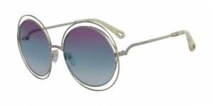 Carlina CE114SD 814 GOLD/PURPLE AZURE CRYSTAL LENS