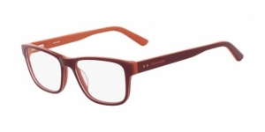 CK18540 604 OXBLOOD/ORANGE