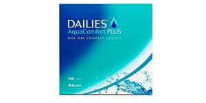 ALCON Dailies Aquacomfort Plus 180