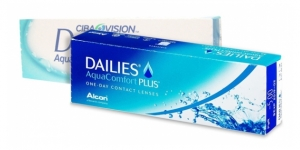 Alcon DAILIES AQUACOMFORT PLUS 30 DAP30