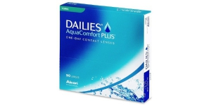 ALCON Dailies Aquacomfort Plus Toric 90