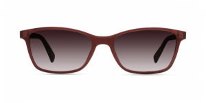 ECO DESNA CLIP-ON BURGUNDY