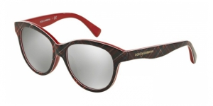 Dolce & Gabbana DG4176 29886G CHECK RED/BLUE/RED