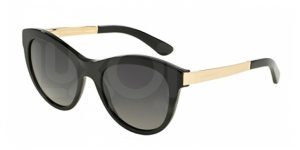 Dolce & Gabbana DG4243 501/T3 BLACK POLAR GREY GRADIENT