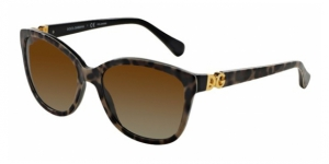 Dolce & Gabbana DG4258 1995T5 LEO ON BLACK