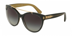 Dolce & Gabbana DG4280 29558G TOP BLACK ON GOLD