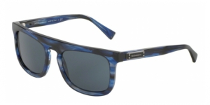 Dolce & Gabbana DG4288 306587 STRIPED BLUE