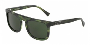 Dolce & Gabbana DG4288 306687 STRIPED GREEN
