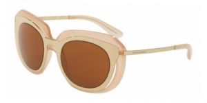 Dolce & Gabbana DG6104 304173 PALE GOLD/OPAL POWDER