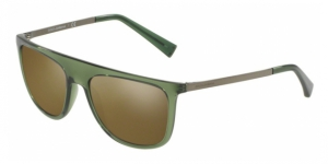 Dolce & Gabbana DG6107 3068Y8 TRANSPARENT GREEN