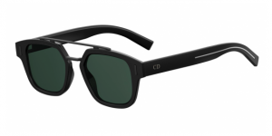 DIOR HOMME DIORFRACTION1 807 (O7) BLACK
