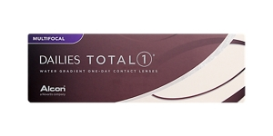 Alcon Dailies Total 1 Multifocal 30 Pack