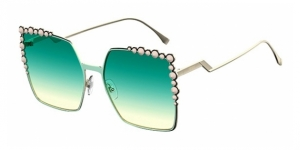 Can Eye FF 0259/S-1ED (JE) GREEN (GREEN YELLOW)