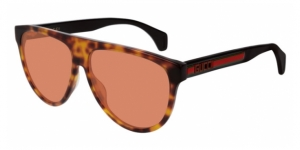 GG0462S 004 HAVANA-BLACK-ORANGE