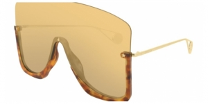 GG0540S 003 HAVANA-GOLD-YELLOW