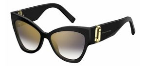 Marc Jacobs MARC 109/S 807 (FQ) BLACK