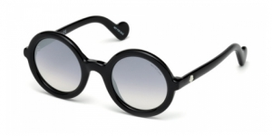 Mrs Moncler ML0005 01B BLACK SHINE