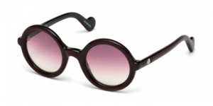 Mrs Moncler ML0005 71T BURGUNDY