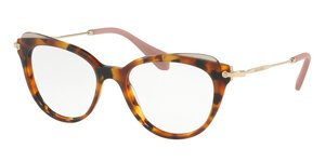 MU 01QV-VX81O1 HAVANA/TRANSPARENT BROWN