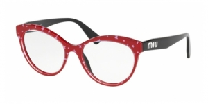 MU 04RV-1401O1 BLACK TOP RED/WHITE STARS