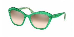 MU 05US 144QZ9 GLITTER GREEN