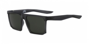 NIKE LEDGE EV1058 003 ANTHRACITE BLACK/W/GREEN LENS