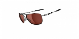 Oakley OO4060 406002 CHROME VR28 BLACK IRIDIUM
