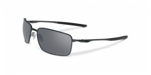 Square Wire OO4075 407504 CARBON GREY POLARIZED