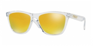 Oakley OO9013 9013A4 POLISHED CLEAR