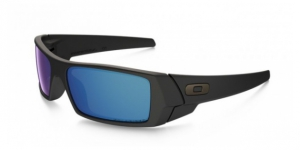 Gascan OO9014-26-244 MATTE BLACK ICE IRIDIUM POLARIZED