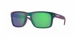Holbrook OO9102 9102T4 TLD MATTE PURPLE GREEN SHIFT