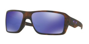 Double Edge OO9380-938004 MATTE BLACK TORTOISE