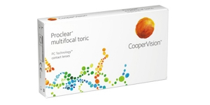 Cooper Vision PROCLEAR MULTIFOCAL TORIC (3)