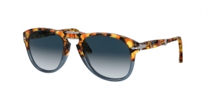 PO0714 112032 BROWN TORTOISE/OPAL BLUE